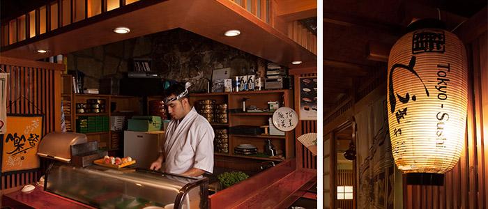 Tokyo sushi restaurante entrega a domicilio en barcelona - Restaurante tokyo barcelona ...